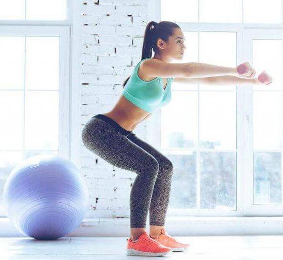 Эффективные комплексные упражнения для внутренней части бедра
