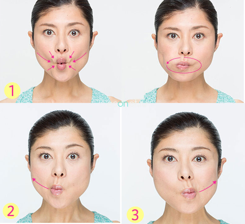 Как Похудеть В Щеках За День. Как похудеть в лице и щеках мужчине или девушке в домашних условиях