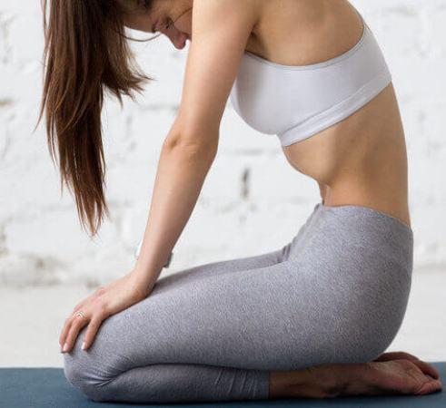 Вакуумные упражнения для похудения