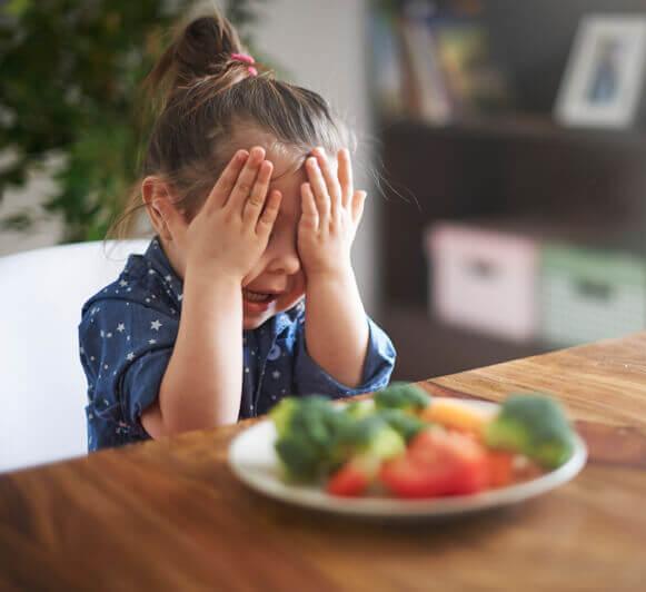 Привереды: Почему дети разборчивы в еде