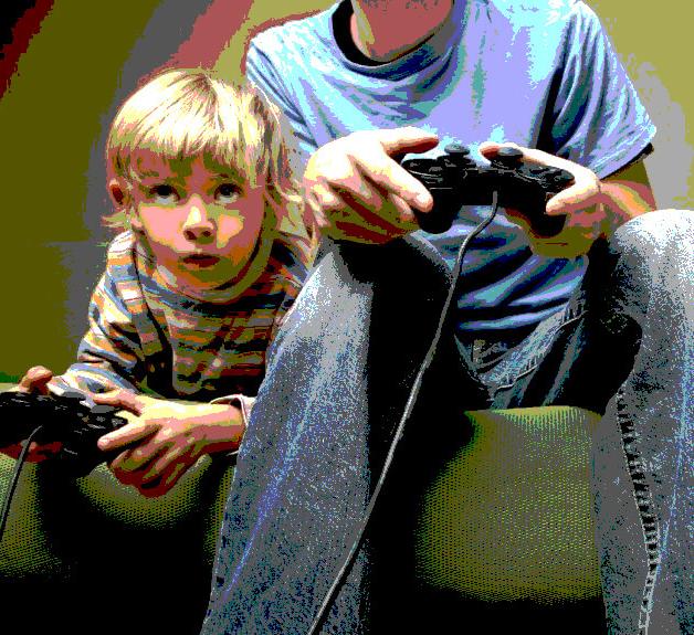 Привязанность детей к видеоиграм и неудовлетворённые психологические потребности