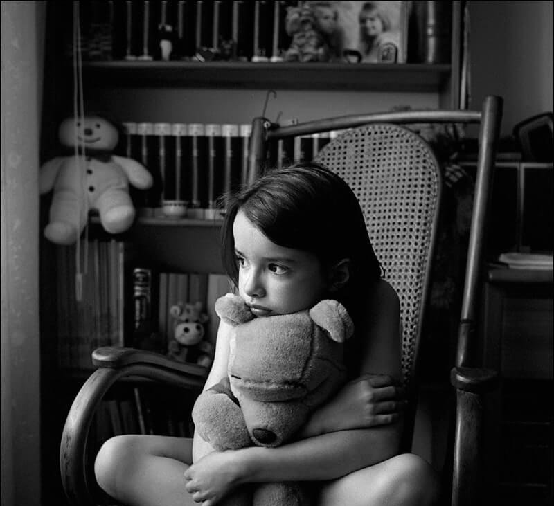 Зависеть от нас ребёнку должно быть приятно и спокойно