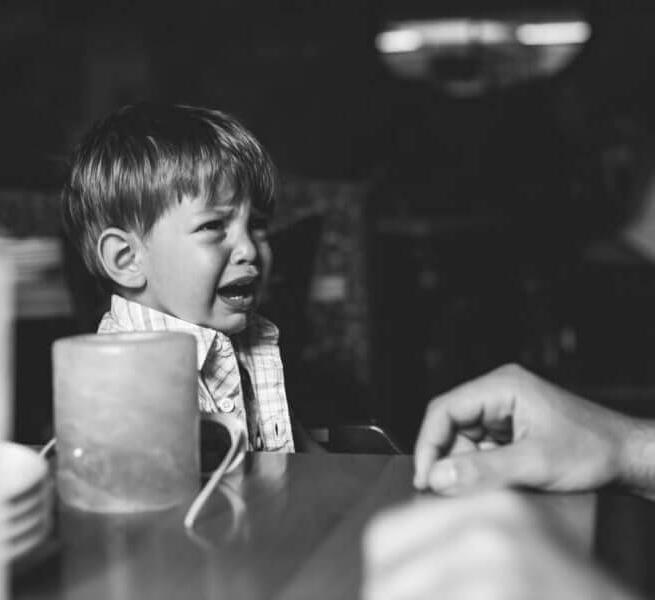 Злость ребенка — это будущее право на границы
