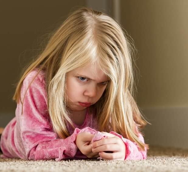 10 вопросов к себе прежде, чем начать ругать ребенка