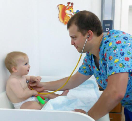 Педиатр о причинах бытового травматизма детей