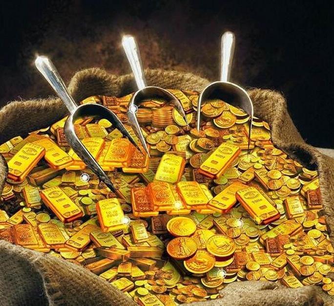 Днем, богатые открытки с деньгами