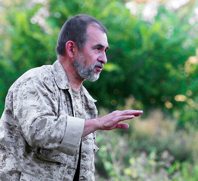 Человек, который сажает деревья. Три истории Гусмана Минлебаева