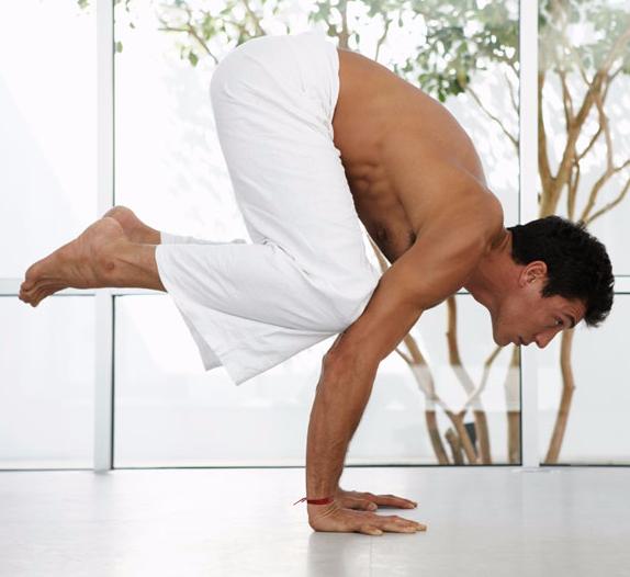 Seksual və güc artırmaq üçün Yoga asanas