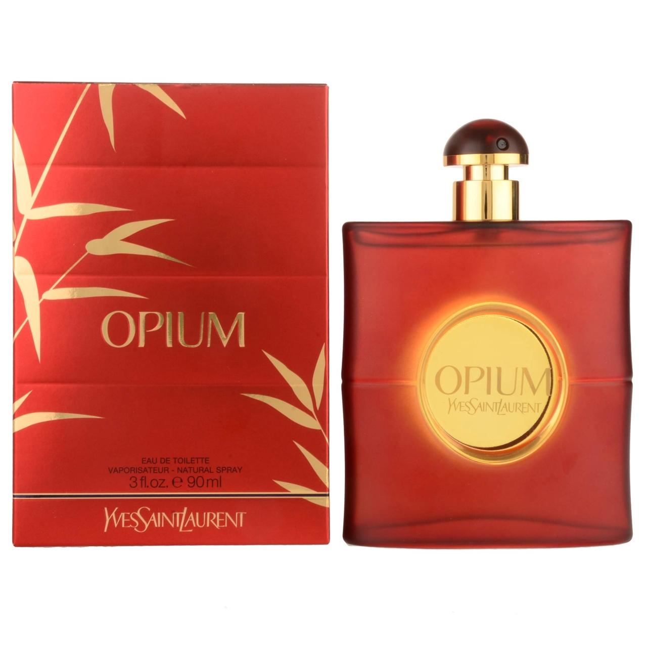 Опиум духи женские