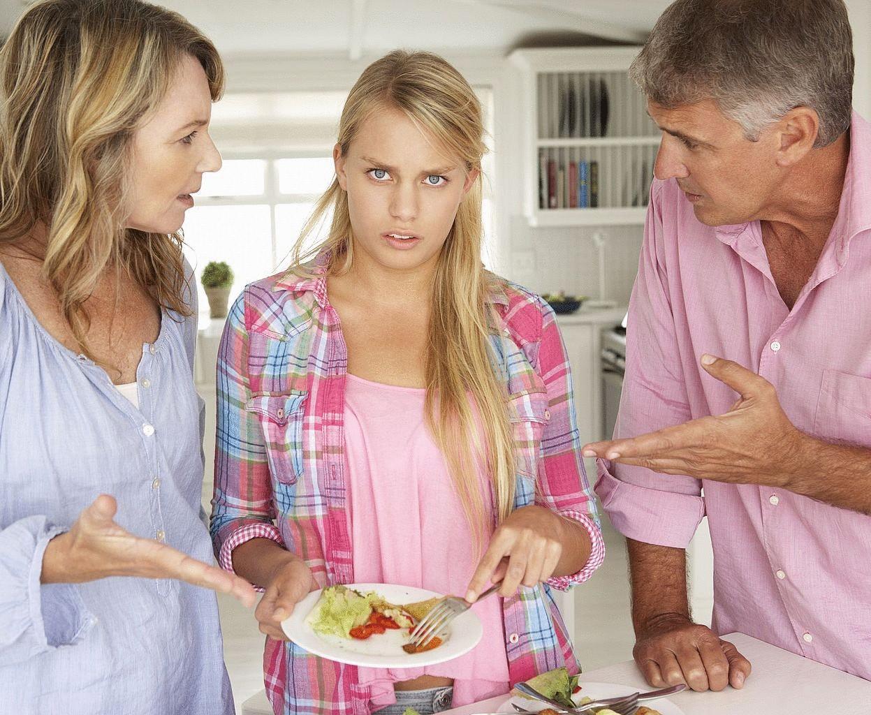 как знакомить парня со своими родителями