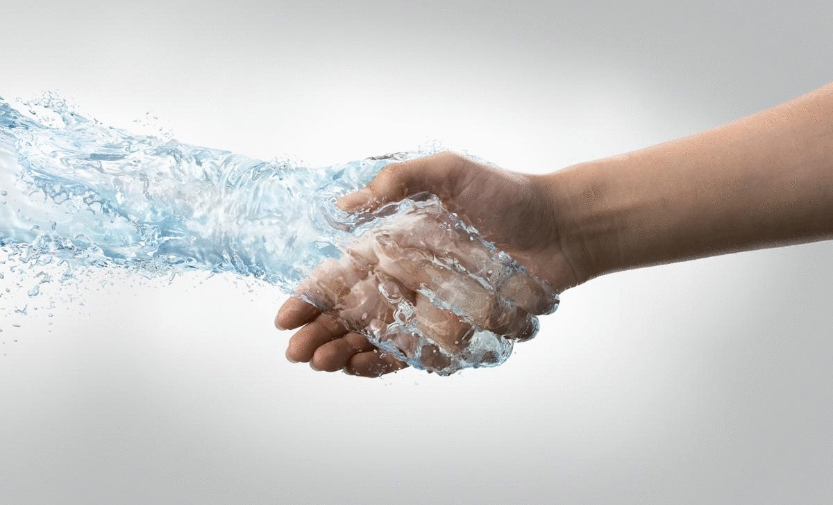 Пять рукопожатий в контакте