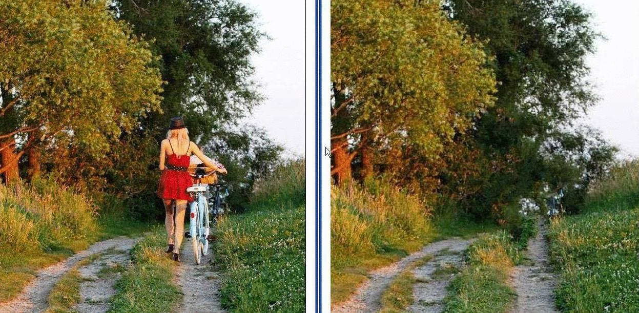 словении биатлон как замазать на фото лишнее немного