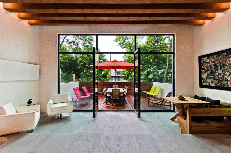 Дизайн частного дома внутри фото