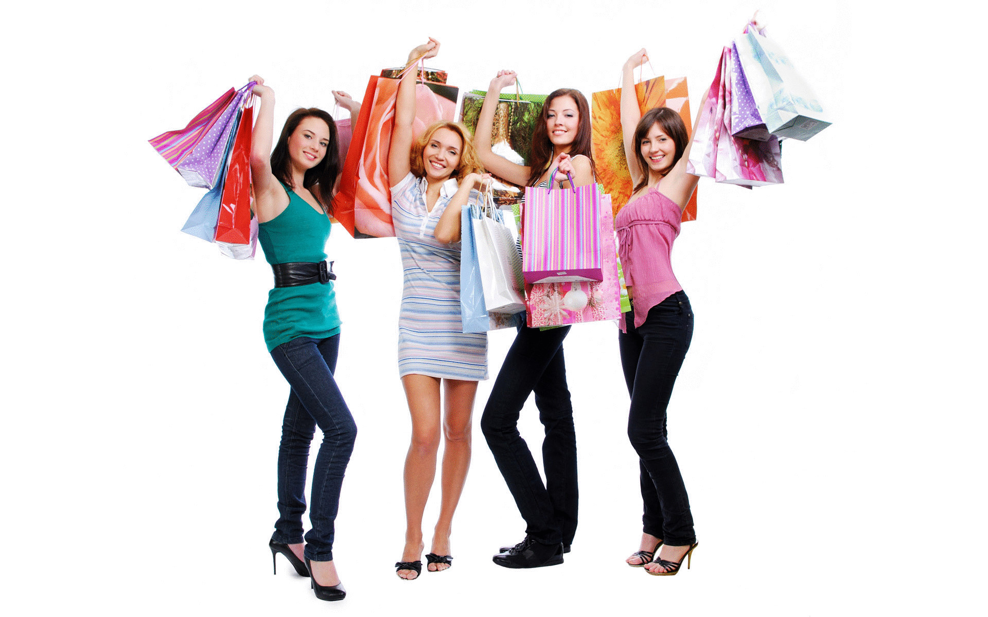 shopping retailing and teenage girls