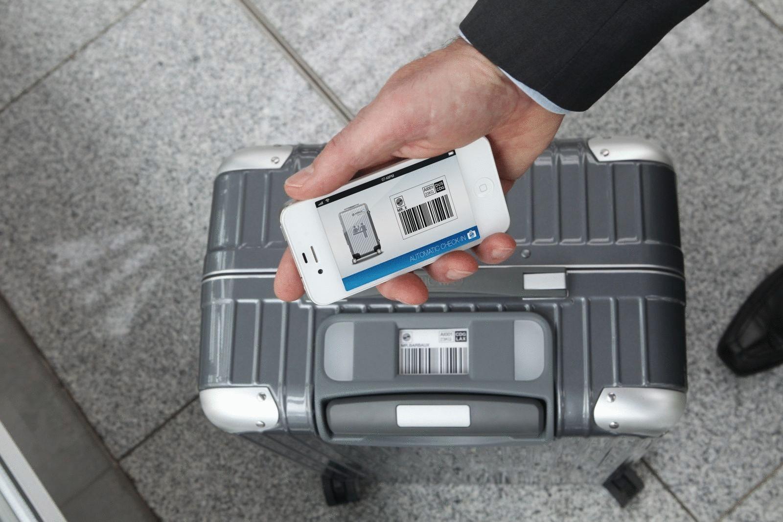 Bag2Go现代智能旅行箱,让旅途更快乐!
