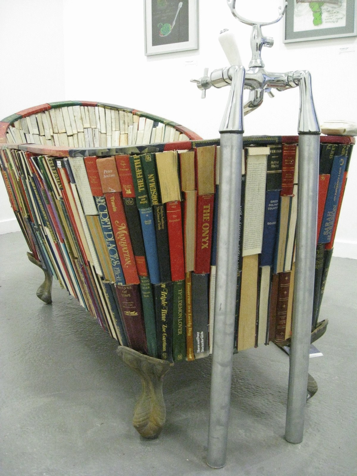 Bath of Knowledge