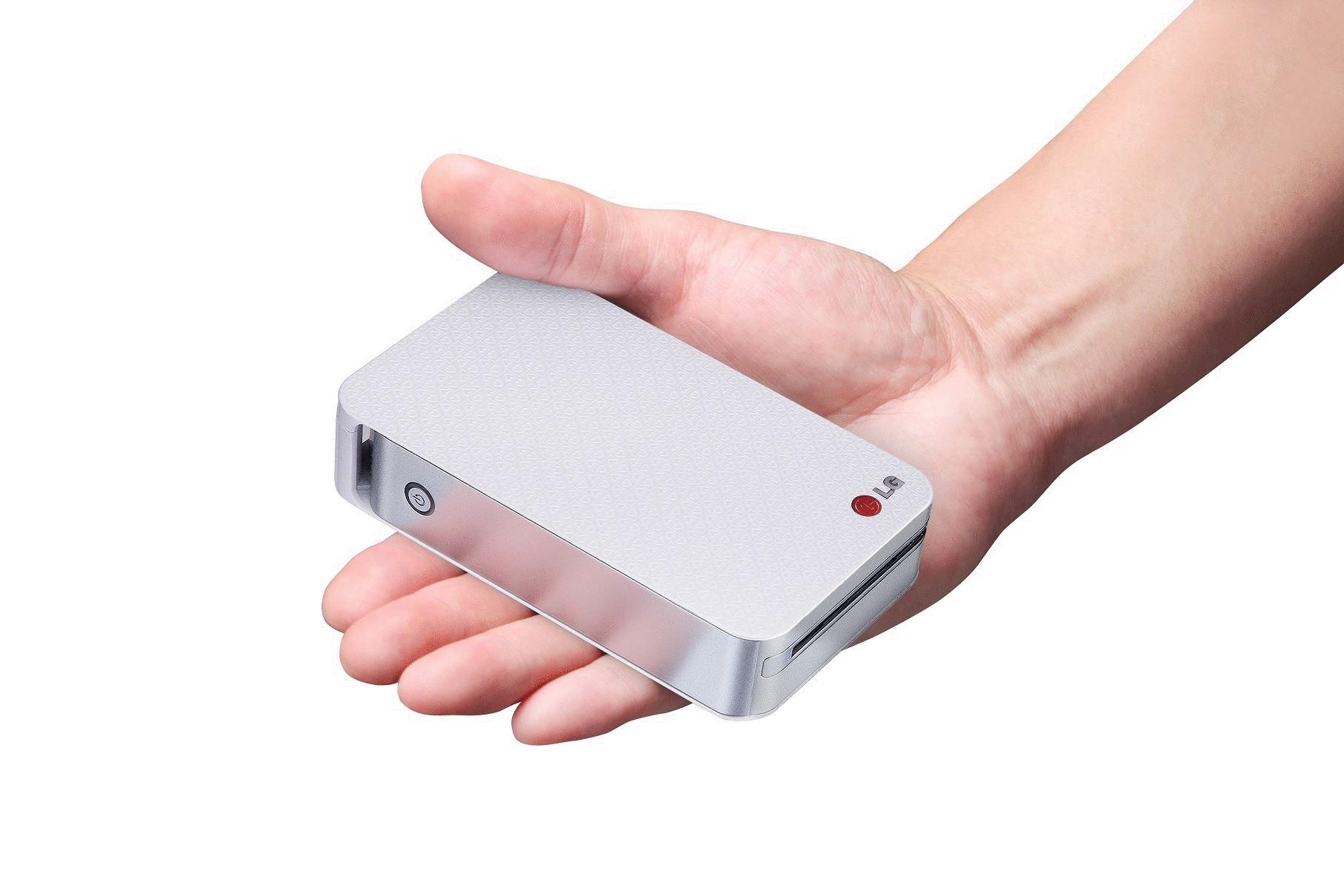 светильники создадут карманный принтер фото с телефона оказалось