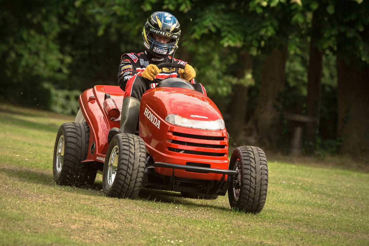 Honda HF2620 Mean Mower
