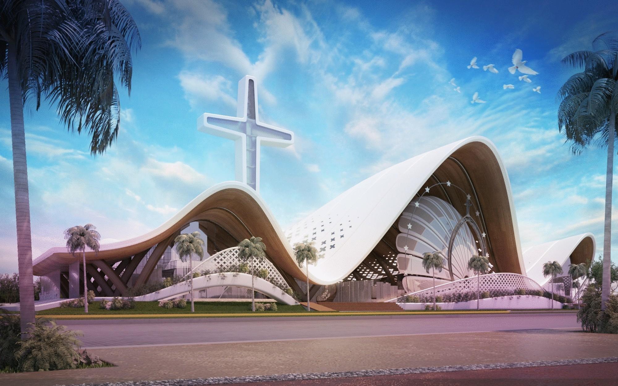 церковь в канкуне