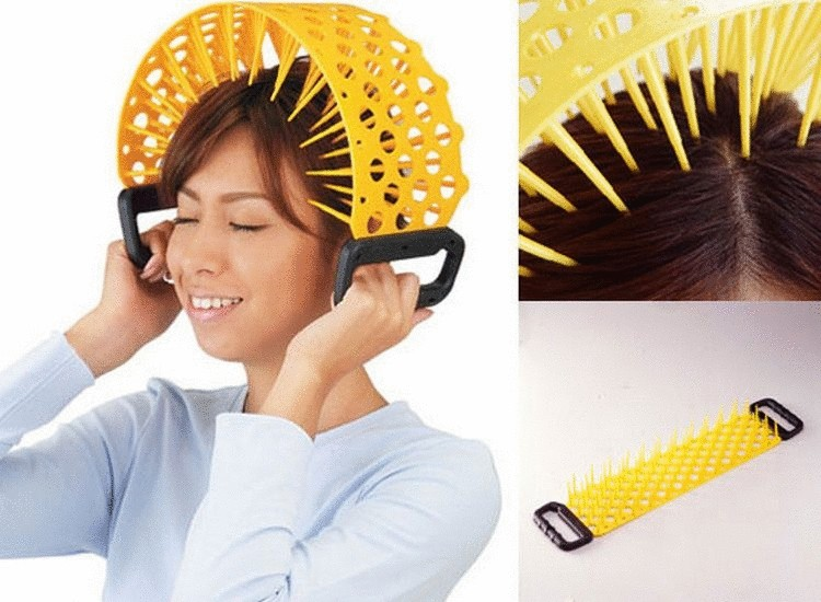 Head Kenzan Japanese Massager