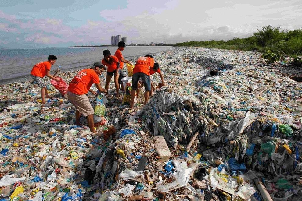 Картинки по запросу волны мусора