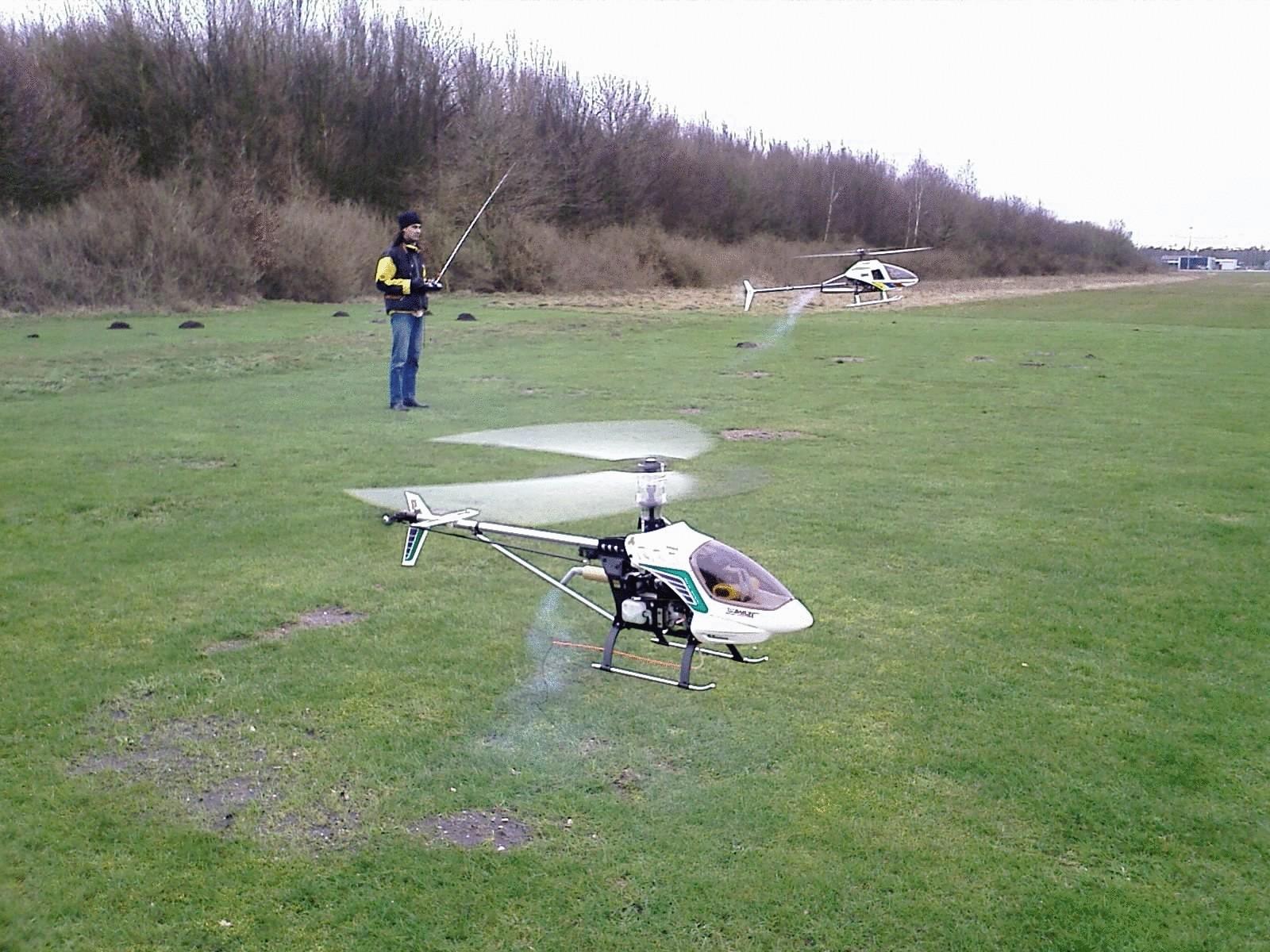 Радиоуправляемые модели самолетов на бензине своими руками