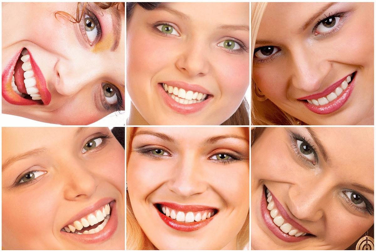 Как делать улыбку на