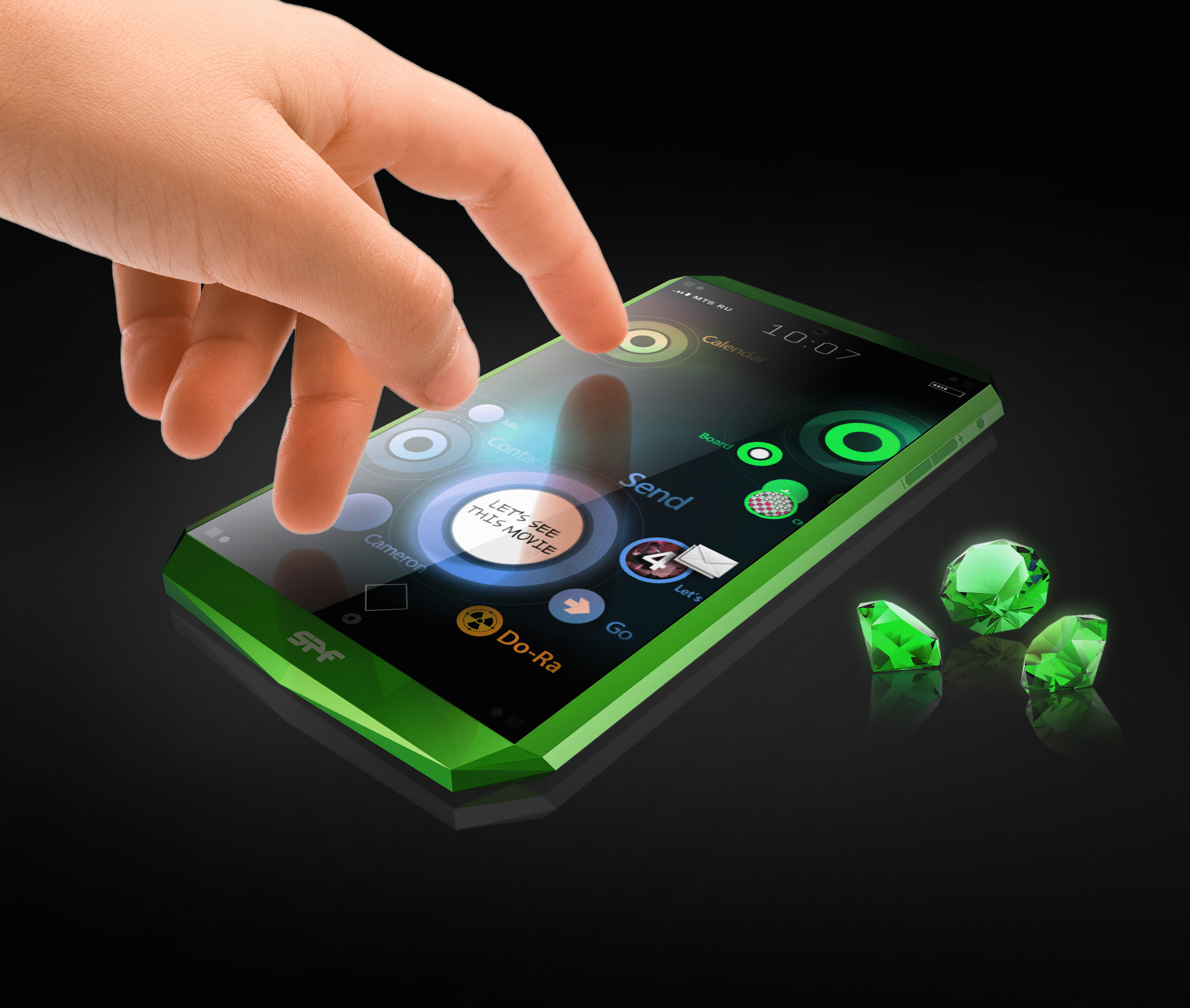 ландшафтном картинка на телефон о хорошем будущем мало кто