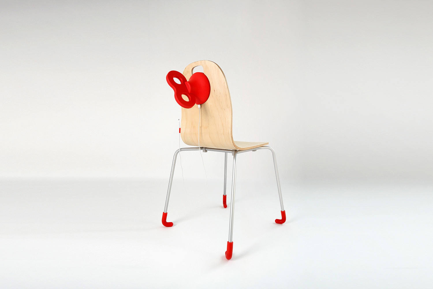 Wind-Up Chair