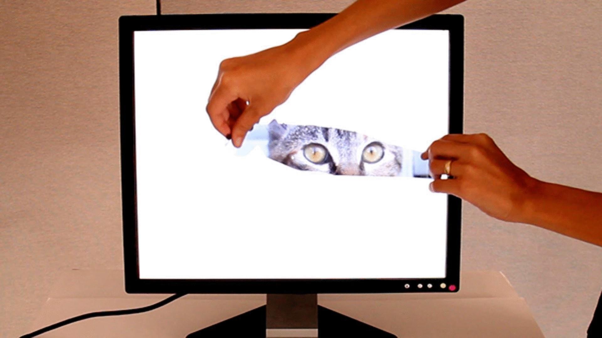 Как сделать сенсорный экран монитора