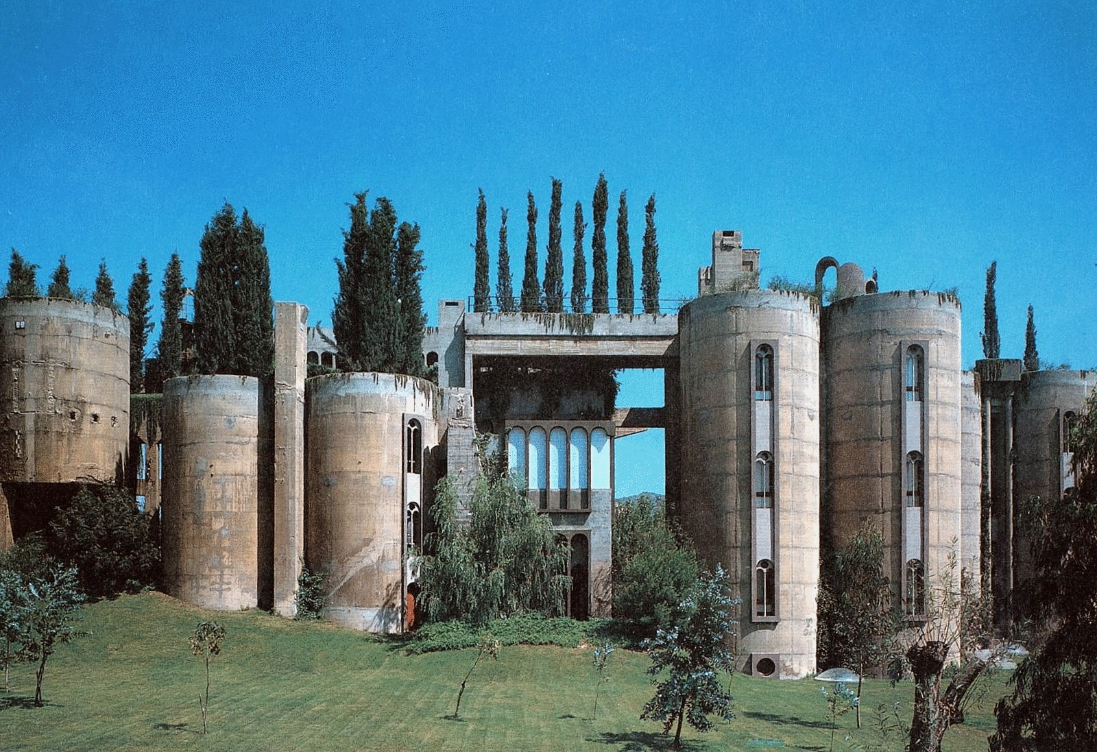 The Cement Factory
