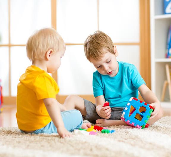 Почему НЕОБХОДИМО играть с детьми