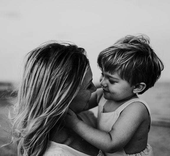 Как растить сына матери-одиночке