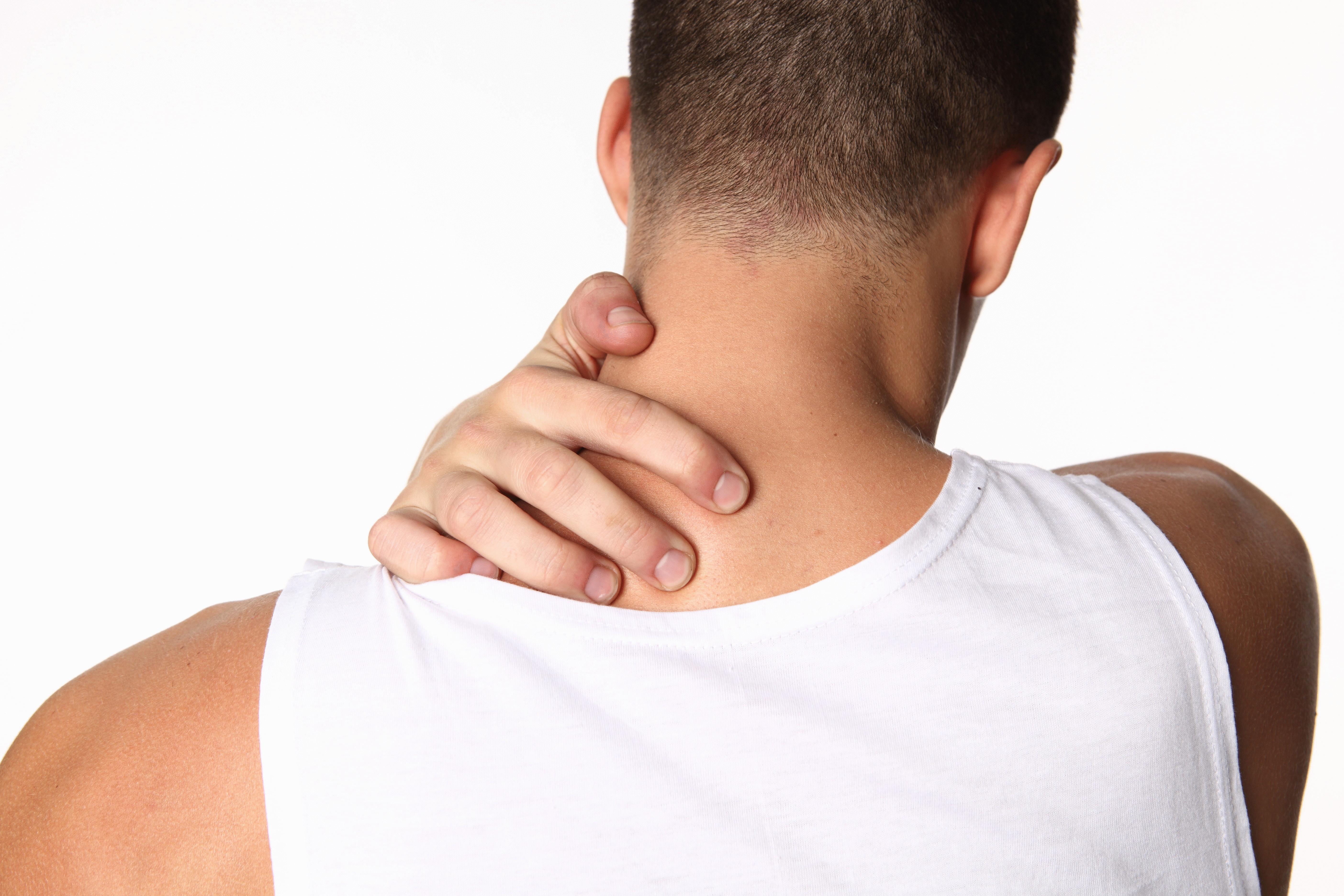 Остеохондроз шеи сильные боли