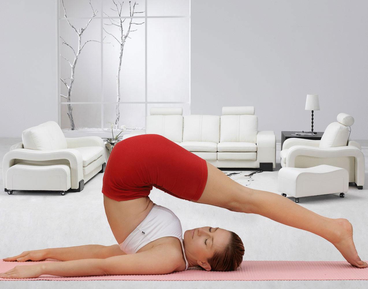 Упражнения в домашних условиях для девушек фото