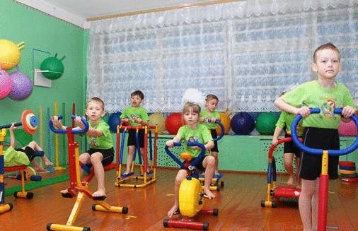 Тренажёры для детей фото