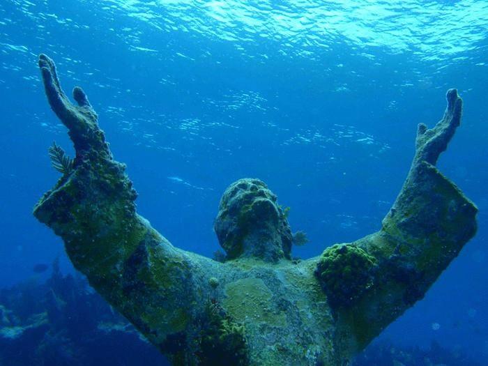 что находится на самом дне океана фото некоторые тонкости