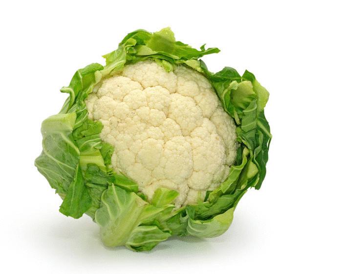 use of cauliflower