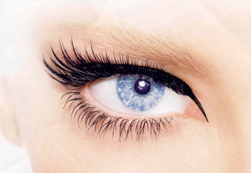 Is the paint for eyelashes harmful?