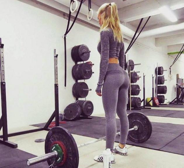 Жиросжигающие тренировки