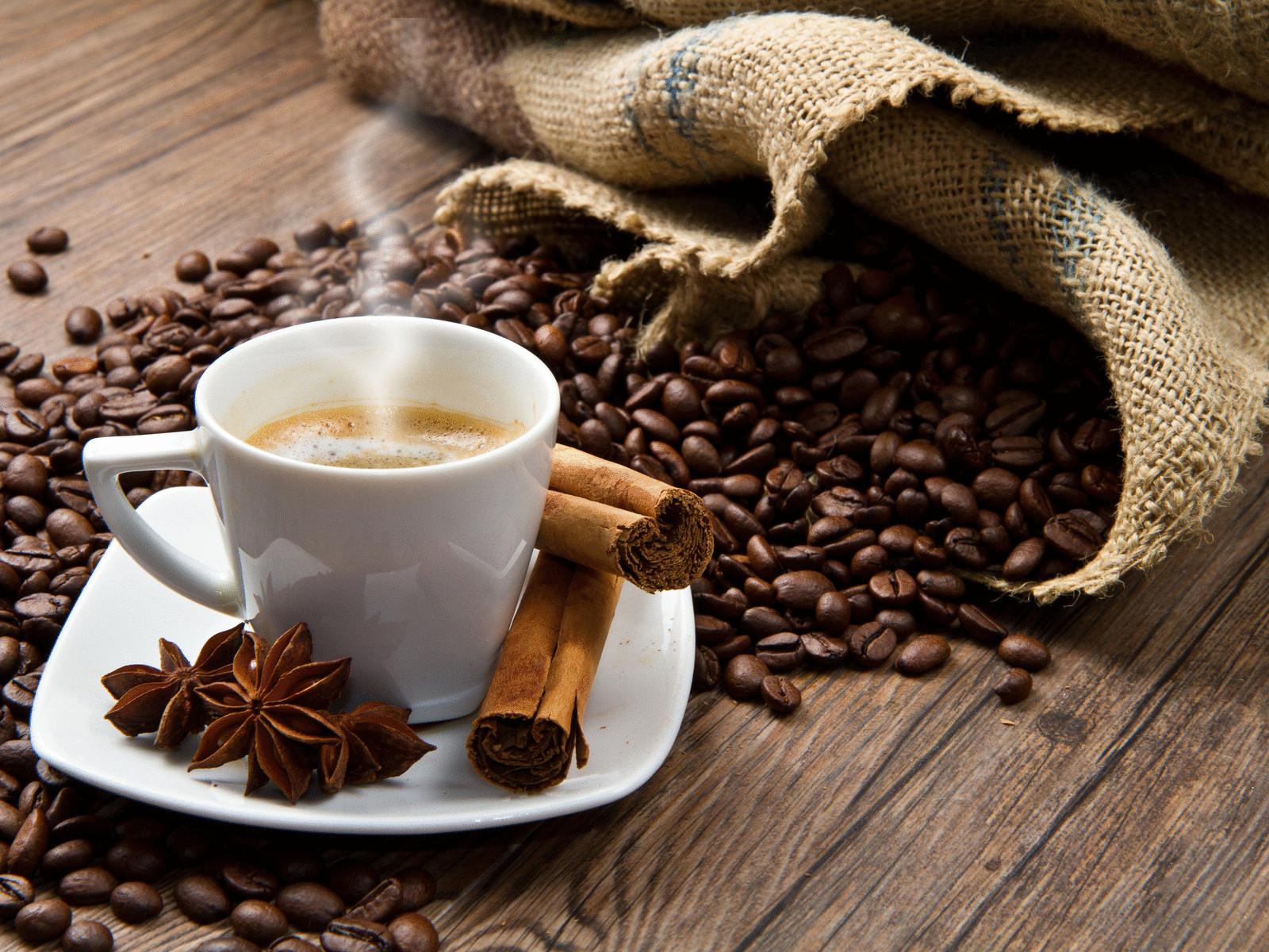 фото с чашкой кофе железобетонных изделий