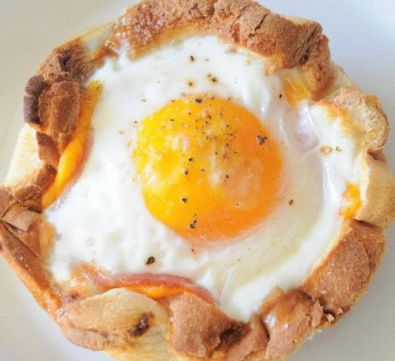 Завтрак из яиц рецепты с фото