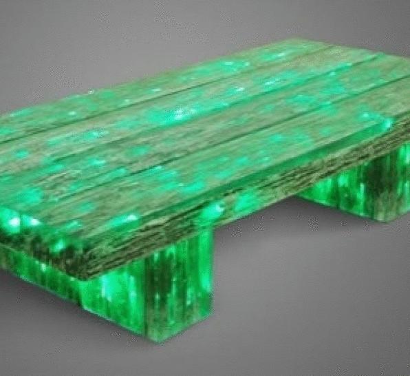 Светящаяся мебель своими руками