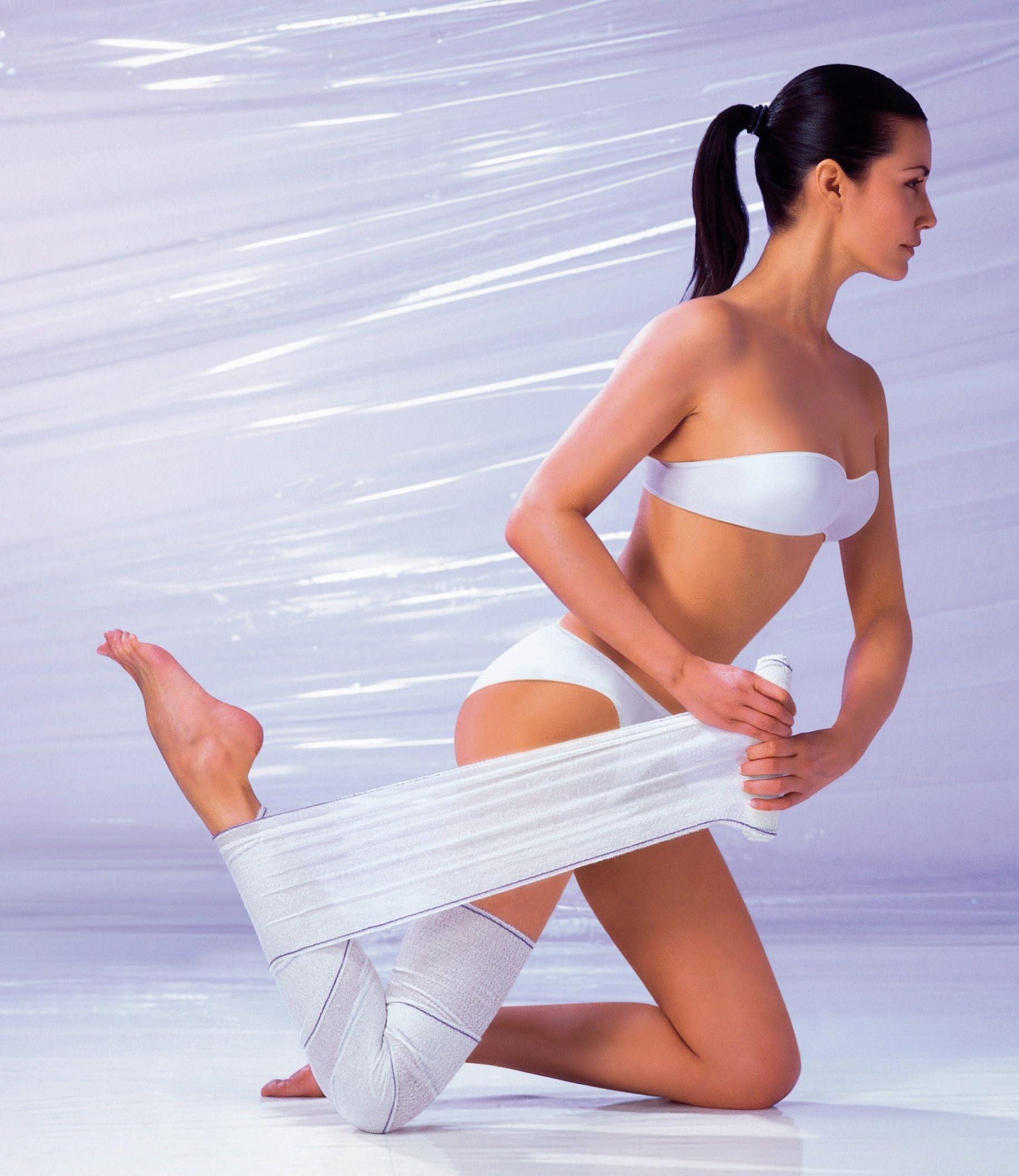 Обертывания для похудения - Как правильно делать