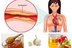 Холестерин в крови диета