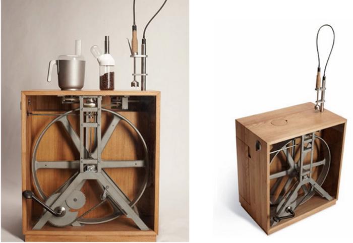 7 необычных педальных устройств, которые пригодятся на кухне и на отдыхе