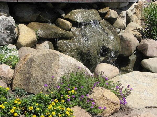Как установить и сгруппировать камни в рокарии