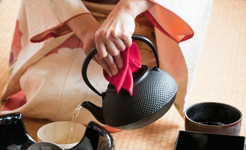 Не садись пить чай со злым человеком