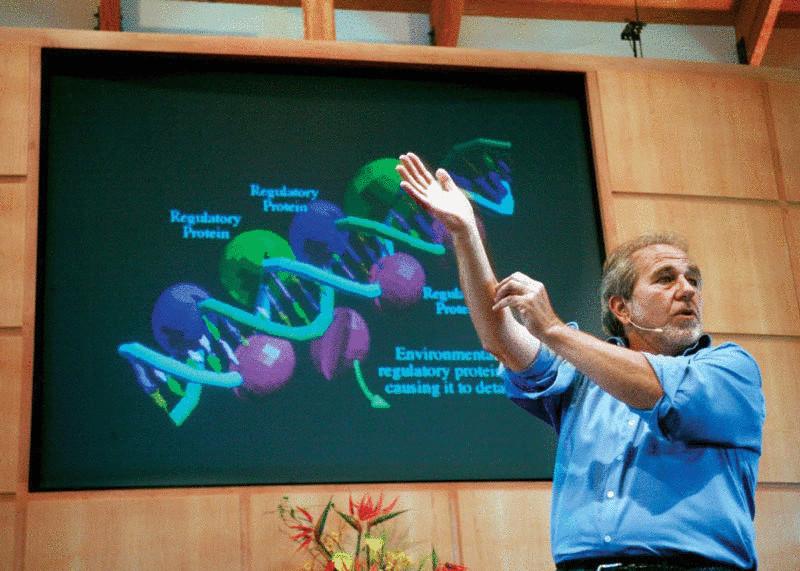 Генетик Брюс Липтон: Сила мысли меняет генетический код человека