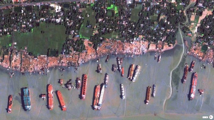 10 самых крупных в мире технокладбищ, демонстрирующих, что человек толкает мир к экологической катастрофе